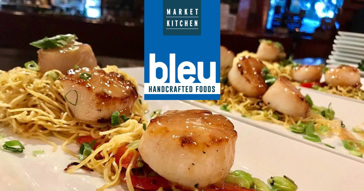 Bleu Market & Kitchen in Mammoth Lakes serving gourmet food